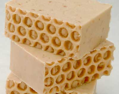 Sweet Citrus Honey Soap