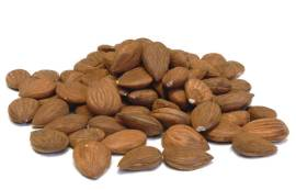 Apricot Kernels are cold pressed to extract the oil used in soap making.