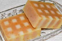 Checker Board Soap Design