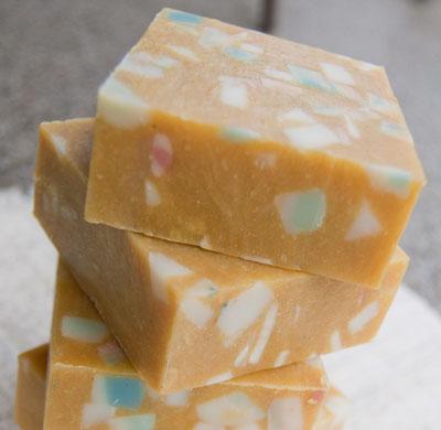Hot Process Soap Recipe