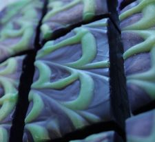 Feto Soap's Blackberry Sage Soap