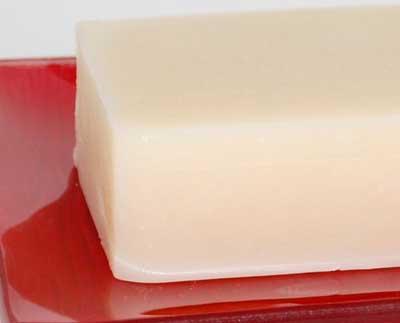 White Camellia Oil Soap