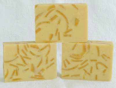 Soap Recipe with Cocoa and Shea butters