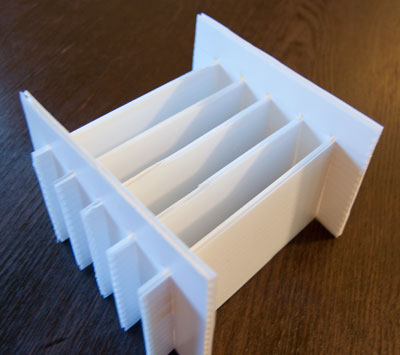 coroplast dividers