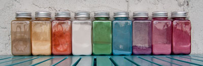 Mica Soap Colorants