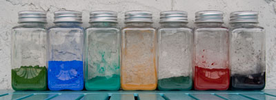 Pigment Soap Colorants