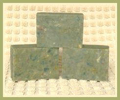 Rebatched Soap Bars