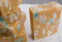 Hot Process Soap Recipe