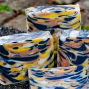 Spoon Swirl Handmade Soap by Soap Making Essentials