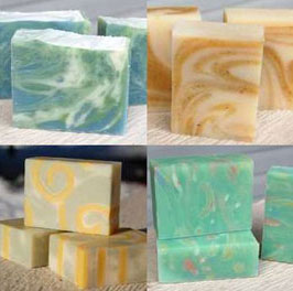 Cold Process Soaps by Soap Making Essentials