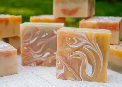 Mango Butter Soap Recipe
