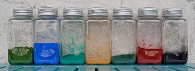 Pigment Soap Colorants