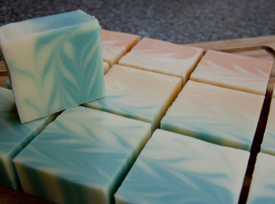 Taiwan Swirl Soap