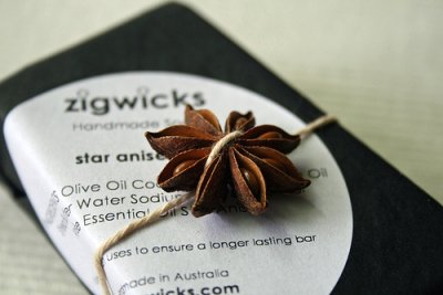 Zigwicks Handmade Soap